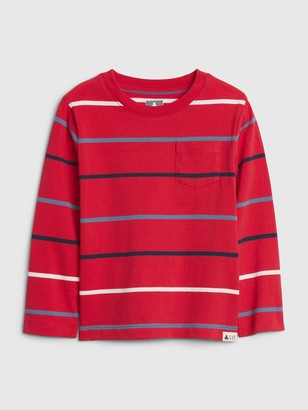 Gap Toddler Mix and Match Stripe Long Sleeve Shirt