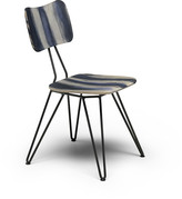 Diesel Living with Moroso - Overdyed Chair - Weathered Grey