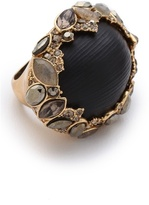Alexis Bittar Neo Bohemian Marquis Vine Ring