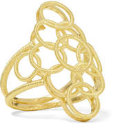 Buccellati Hawaii 18-karat Gold Ring