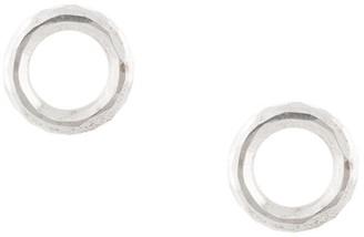 Werkstatt:Munchen Hoop Studded Earrings