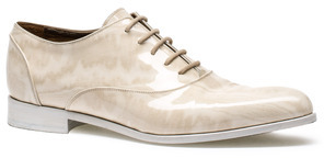 Lanvin Pointed Richelieu Shoe