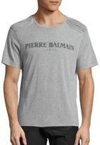 Pierre Balmain Shoulder Pleated Tee