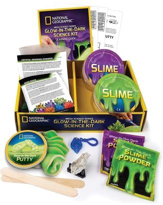 National Geographics Glow-In-The-Dark Mega Science Kit