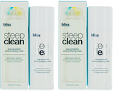 Bliss Steep Clean Pore Purifying Mask - Set of Two