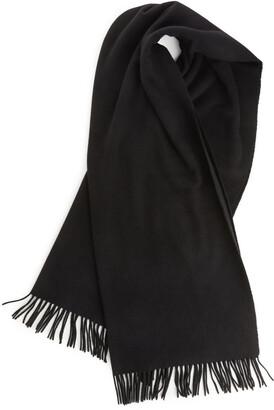Arket Oversized Wool Scarf