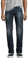 True Religion Geno Moto Straight-Leg Jeans, Urban Dweller