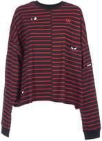 McQ Striped Sweatshirt