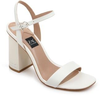 ZAC Zac Posen Vitex Block Heel Sandal