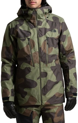 The North Face ThermoBall(TM) Eco Snow Triclimate(R) Camo Print Jacket