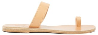 Ancient Greek Sandals Thalia Leather Sandals - Womens - Tan