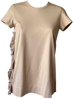 N°21 N21 Pink Cotton Top for Women