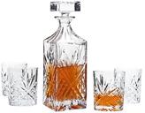Godinger Dublin Whiskey Set (5 PC)