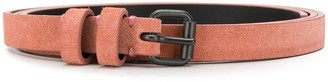 Haider Ackermann Thin Adjustable Belt
