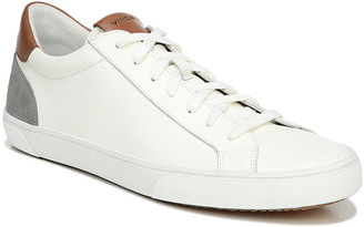 Vince Men's Parker Suede & Leather Low-Top Sneakers