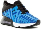 Ash Lunatic Platform Wedge Sneaker