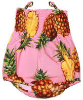 Dolce & Gabbana Ananas Pineapple Onesie