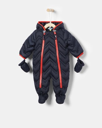 Ted Baker Quilted Hooded Snowsuit