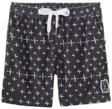 Tiger Joe Boys' Summer Jungle Boardshort (210) - 8148112