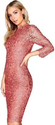 Paper Dolls Amber Lace Dress