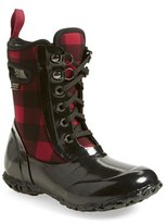 Bogs Girl's 'Sidney' Waterproof Lace-Up Boot