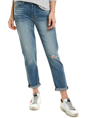 7 For All Mankind Seven 7 Josefina New2 Feminine Boyfriend Cut