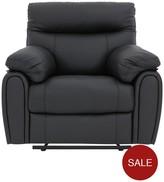 Mitchell Manual Recliner Armchair