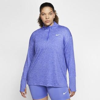 Nike Women's Running Top (Plus Element
