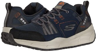 Skechers Equalizer 4.0 Trail (Navy) Men's Shoes