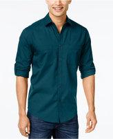 Alfani Men's Long-Sleeve Shirt, Classic Fit