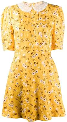 Miu Miu daisy mini dress