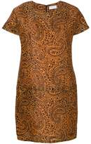 Christian Wijnants Duki paisley print dress
