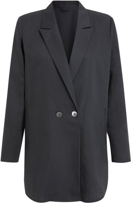 Modern Rarity Soft Fluid Jacket, Charcoal