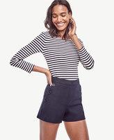 Ann Taylor Petite Sailor Shorts