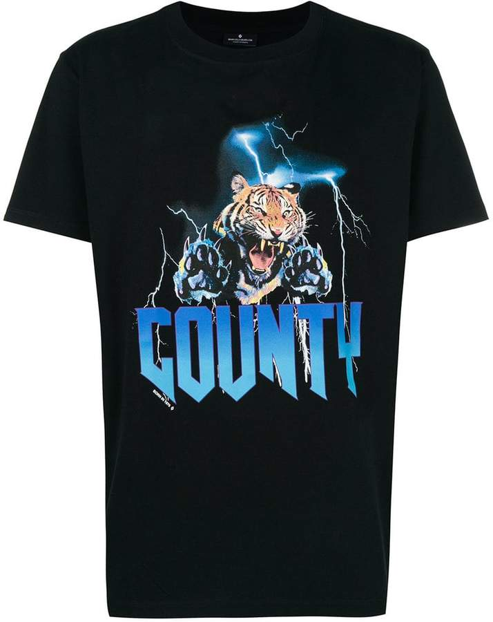 Marcelo Burlon County of Milan Tiger T-shirt