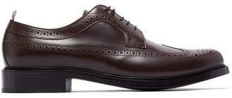 Burberry Arndale Leather Brogues - Mens - Brown