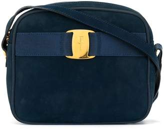 Salvatore Ferragamo Pre-Owned Vara Plaque shoulder bag