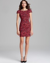 French Connection Dress - Winter Simba Leopard