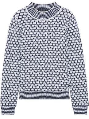 Iris & Ink Chia Wool-blend Sweater