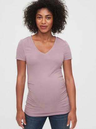 Gap Maternity Pure Body V-Neck T-Shirt
