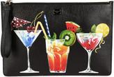 Dolce & Gabbana Cocktail Print Clutch