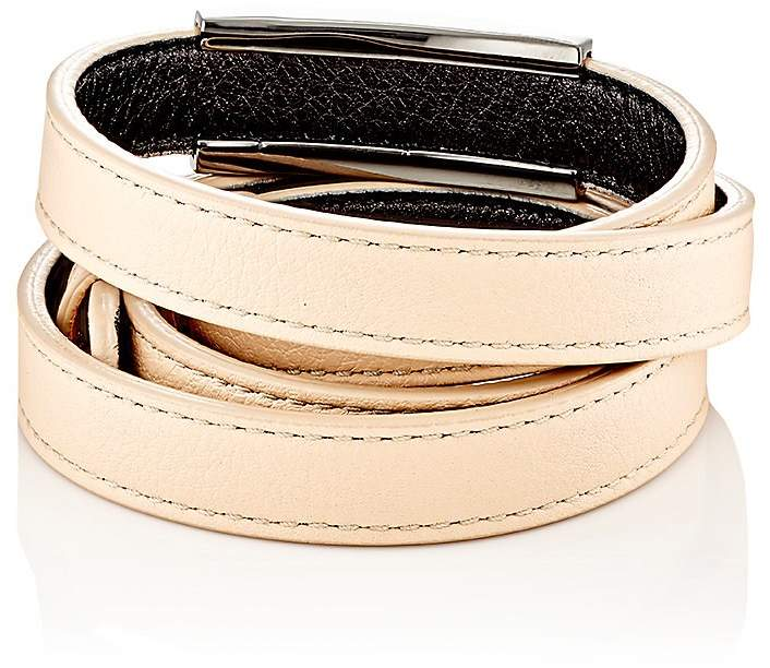 Delvaux Women's Tempete Wrap Bracelet