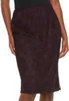 Apt. 9 Women's Lace Midi Skirt