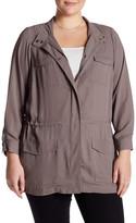 Daniel Rainn Long Sleeve Jacket (Plus Size)