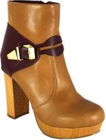 C Label Tan Natori Boot