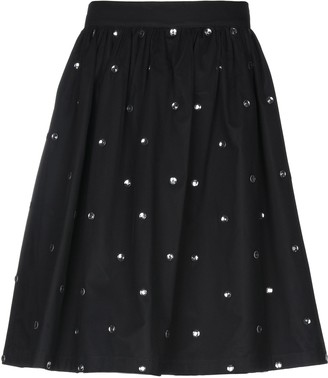 Liu Jo Knee length skirts