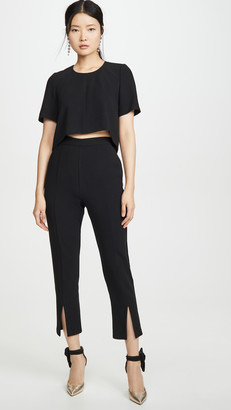 Black Halo Cannon 2 Piece Jumpsuit