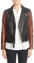 Belstaff Colefort Waxed Leather Jacket