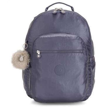 """Kipling Seoul Large 15"""" Laptop Metallic Backpack"""