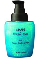 NYX Body Glitter Gel - Sweet Honey
